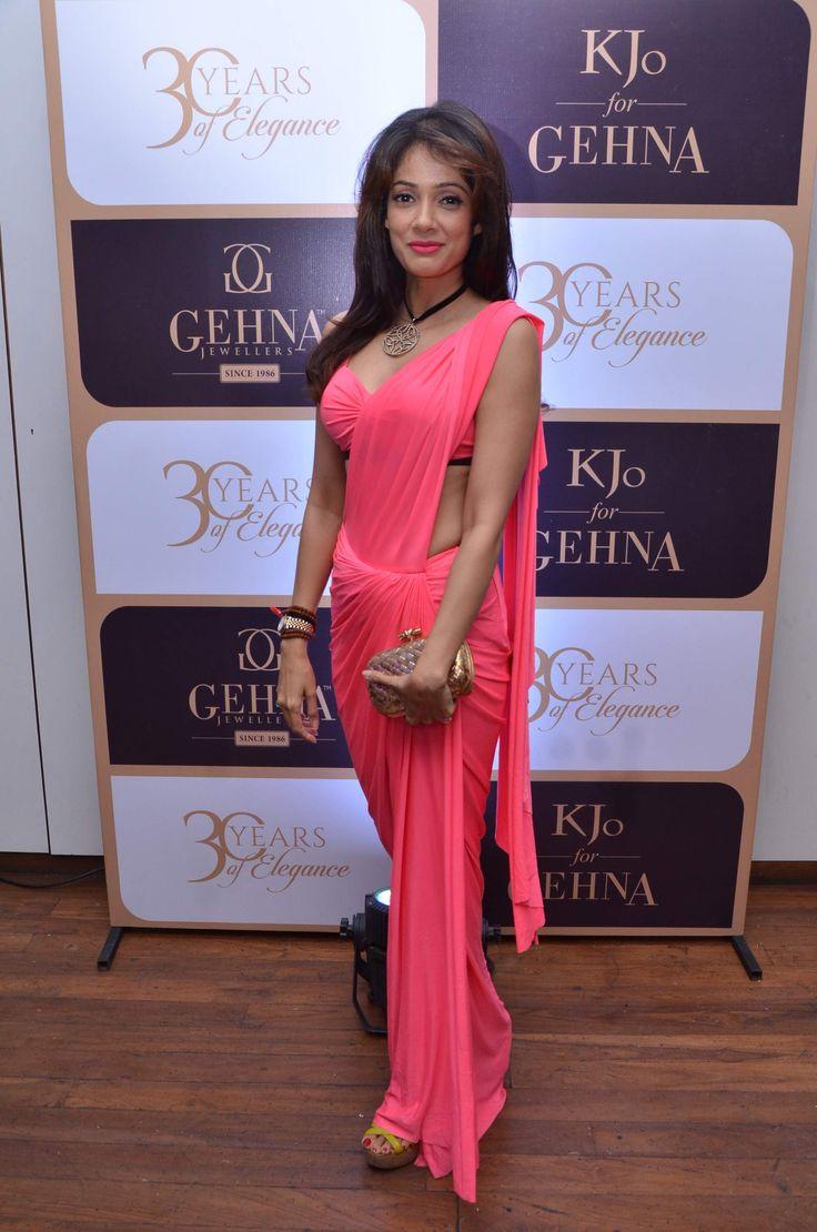 Vidya Malvade #GehnaTurns30 #KjoForGehna #Bollywood #Celebrities #Jewellery