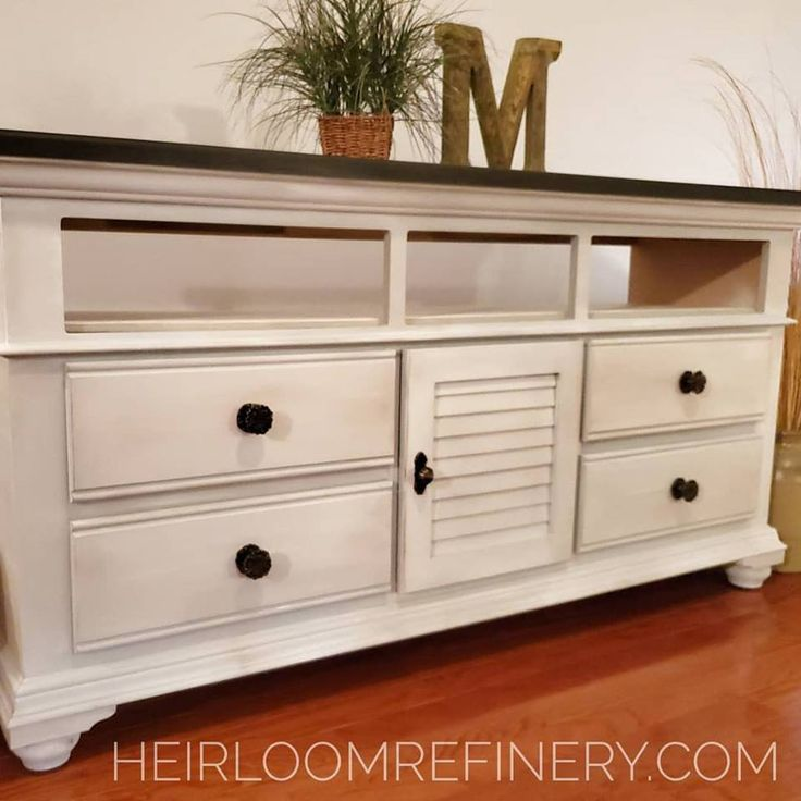From Dresser to Entertainment Center