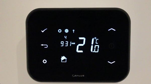 If you want to know how to use your Salus iT500 - Here's a quick guide.    How to Use the Salus iT500 Internet Control Unit In this article we're going to demonstrate how to use the Salus iT500 Internet Controller.  Pressing the 'display on' button will display the current room temperature. To change