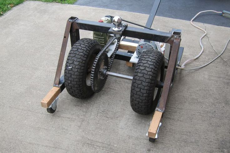 15 best trailer mover tower images on pinterest