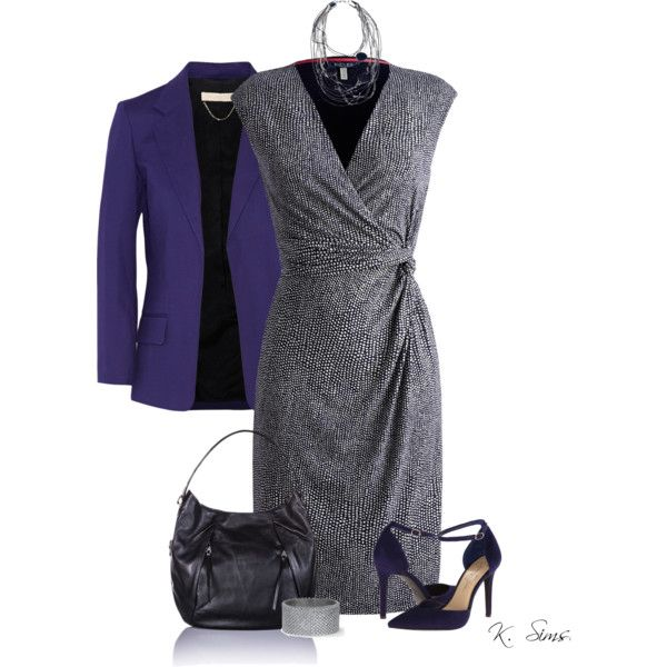A fashion look from March 2015 featuring Joules dresses, Vanessa Bruno blazers and Jessica Simpson pumps. Browse and shop related looks.