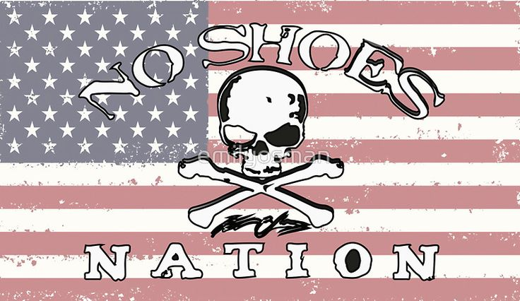 Kenny Chesney No Shoes Nation | Sticker