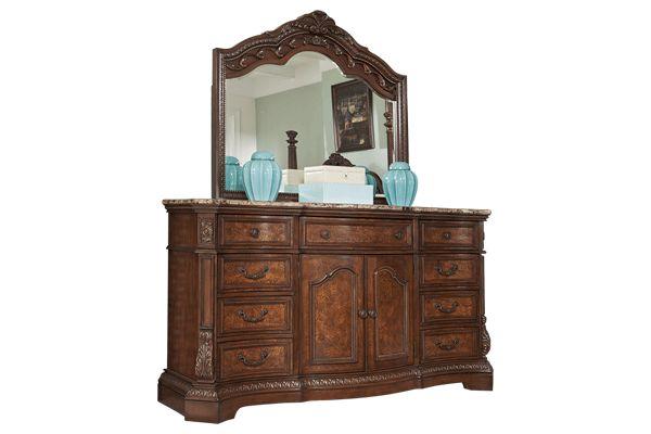 Best Ashley Furniture Ledelle Dresser W Mirror Although We 640 x 480