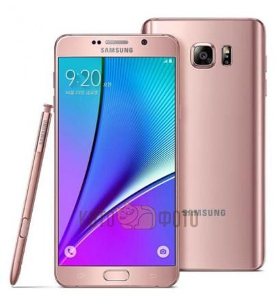 "Смартфон Samsung SM-N920C Galaxy Note 5 64Gb Pink  — 51990 руб. —  Cмартфон, Android 5.1, экран 5.7"", разрешение 2560x1440, камера 16 МП, автофокус, память 64 Гб, без слота для карт памяти, 3G, 4G LTE, LTE-A, Wi-Fi, Bluetooth, NFC, GPS, ГЛОНАСС, аккумулятор 3000 мА⋅ч"