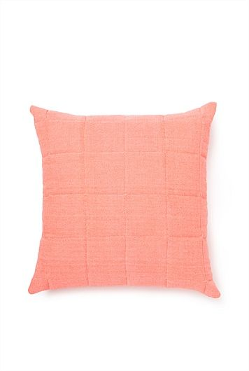 Cubus Checked Cushion