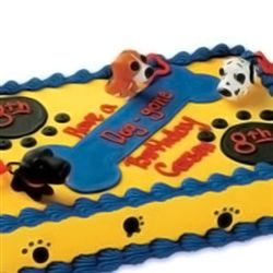 Puppy Dog Cake Decorating Kit - Party Time - Decorations Posh Puppy Boutique