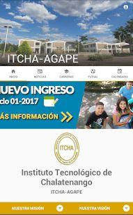 ITCHA-AGAPE: miniatura de captura de pantalla