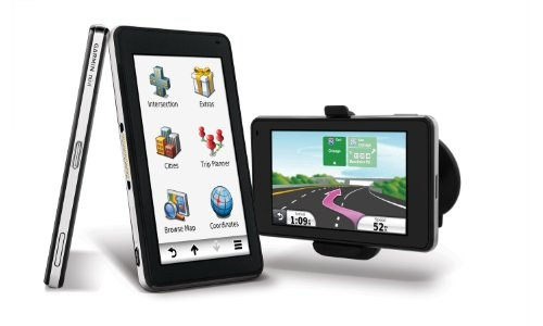Garmin nüvi 3490LMT      Features:        Less than 9mm thick      Make hands-free calls and texts      Voice activated navigation      Lifetime Map and TrafficUpdates      Lane assist with photoReal junction view    Visit : http://www.mappdash.com