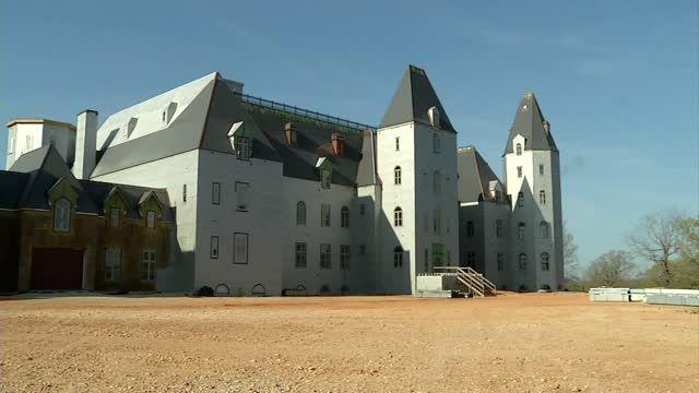 Pensmore huge energy efficient mansion could be done for Pensmore mansion