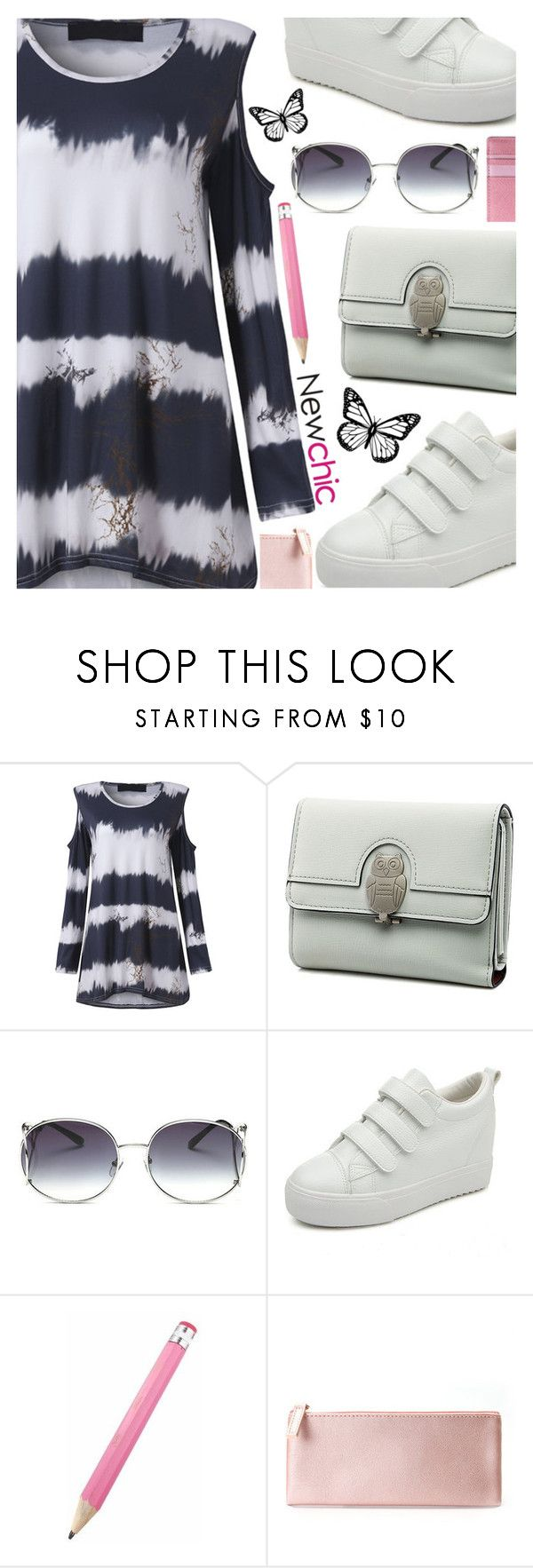 """""""Newchic"""" by ana3blue on Polyvore"""