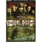 Pirates of the Caribbean: At World's End (Two-Disc Limited Edition) (DVD)By Johnny Depp