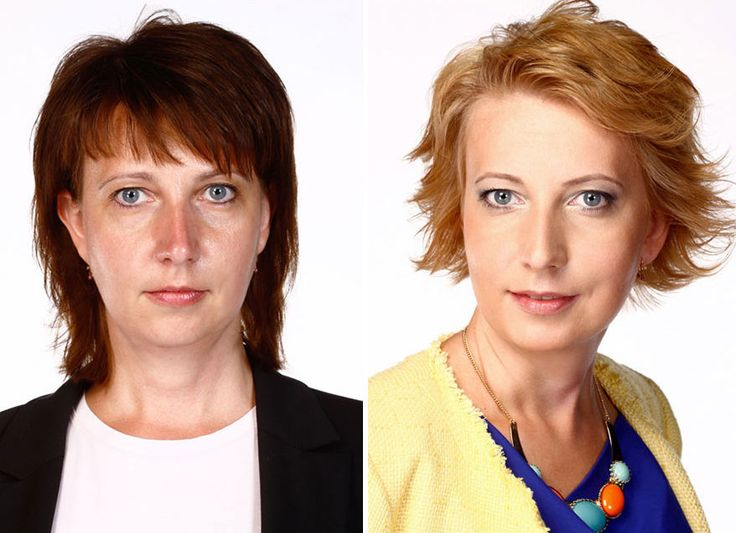 Russian stylist Konstantin Bogomolov wants to prove that every woman is a queen. Here is before-after makeup and style