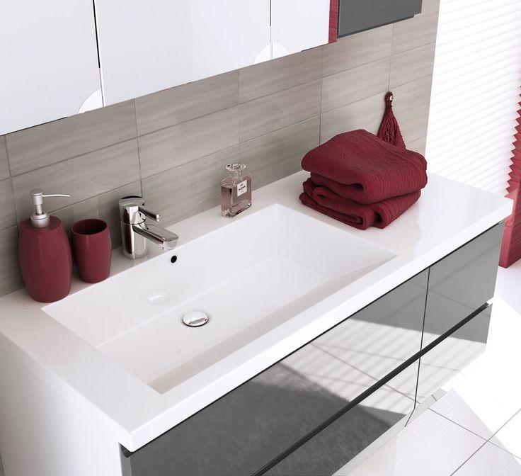 BRYLANT – ORiSTO – Łazienki, meble łazienkowe, aranżacje łazienek, pomysł na łazienkę.