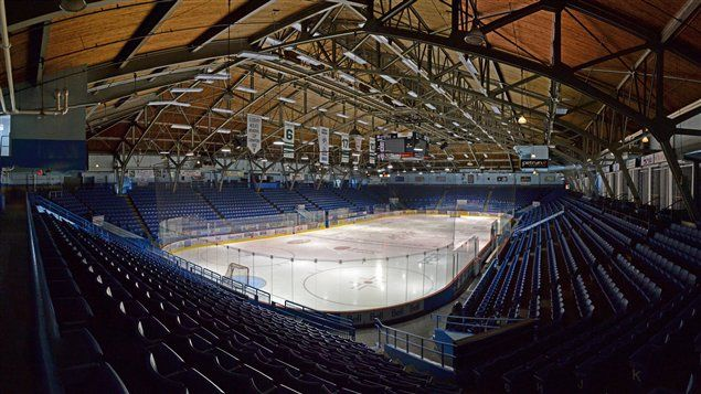 The Sudbury Arena. What a beaut. I hope it never closes...