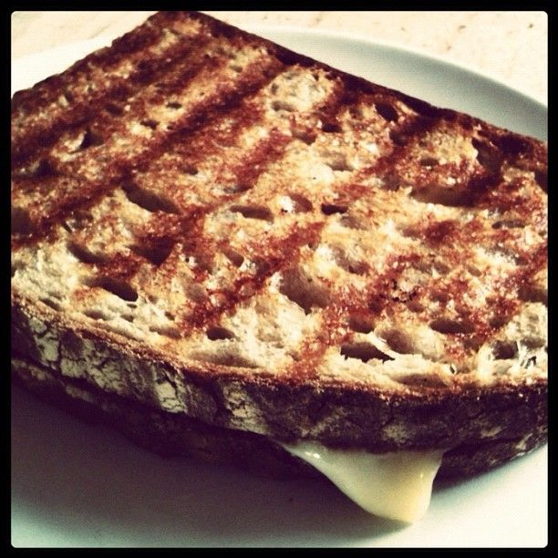 ... grilled sandwich | Lurpak on Instagram | Pinterest | Grilled Sandwich