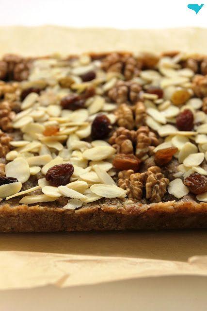 sztuka żywienia: mazurek. bez pieczenia, bez glutenu