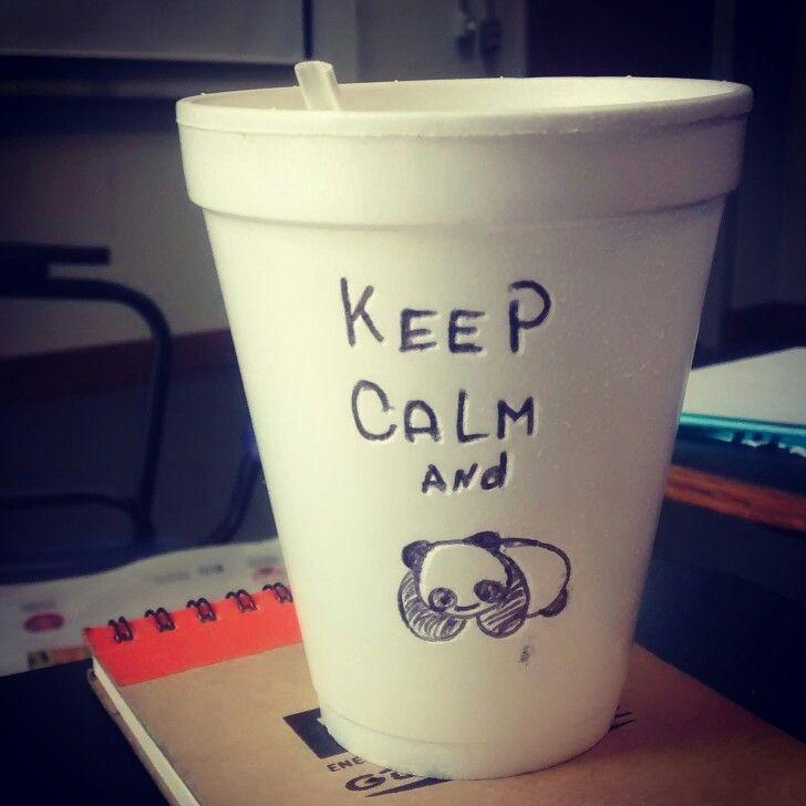 #KeepCalm #And #Panda {ocio en clase}