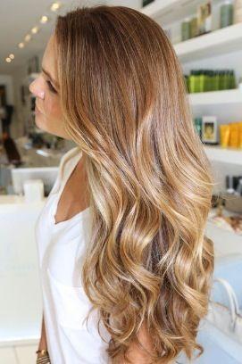 Light Brown | Caramel hair