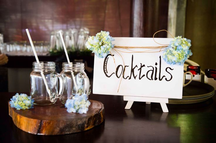 Cocktail Signs