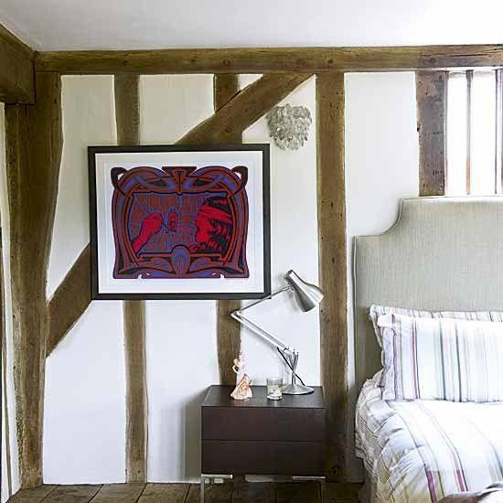 Kleine moderne Land Schlafzimmer Wohnideen Living Ideas