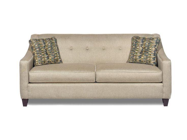 Lexy Stationary Sofa - Huffman Koos Furniture