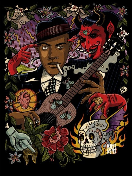 the life of blues of robert johnson Robert johnson, soundtrack: the skeleton key robert johnson  the life of riley (documentary) (performer: traveling riverside blues - as robert leroy johnson .