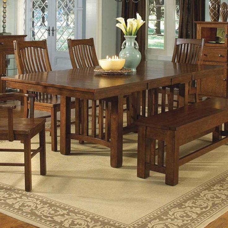 Beautiful Laurelhurst Trestle Table By AAmerica