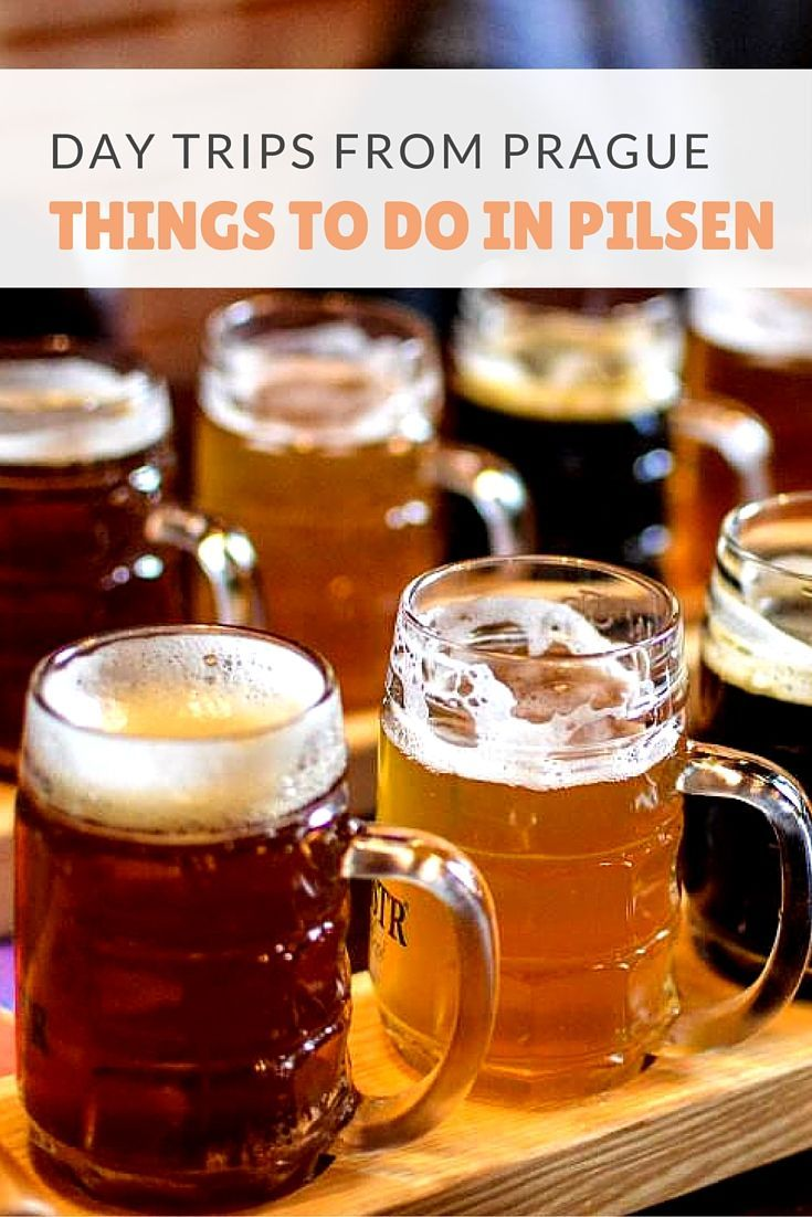 If you like beer, Pilsen is a must visit destination for anyone traveling to the Czech Republic. It's an excellent option for a day trip from Prague and has plenty to do, include touring the Pilsner Urquell factory. Here are our top things to do in Pilsen