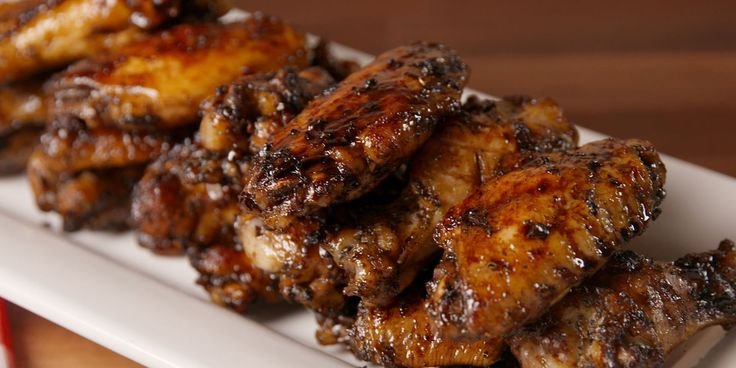 Best Balsamic Glazed Wings Recipe - How to Make Balsamic Glazed Wings