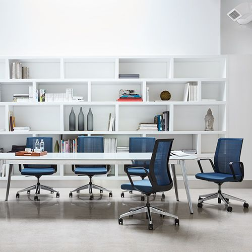 6C The New Price Point Conference Chair From Keilhauer Designed By Aaron Duke