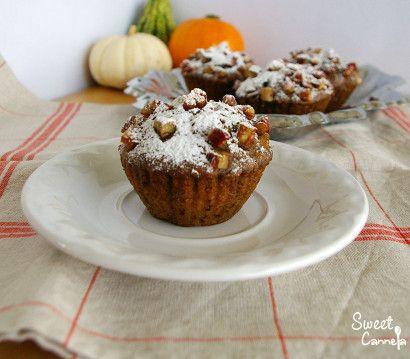 Pumpkin & Coffee Muffins | Tasty Kitchen: A Happy Recipe Community!