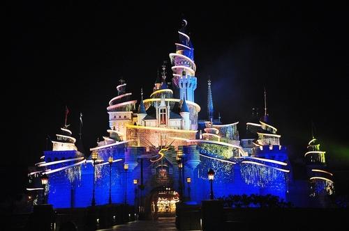 Hong Kong Disneyland's 5th Anniversary celebration
