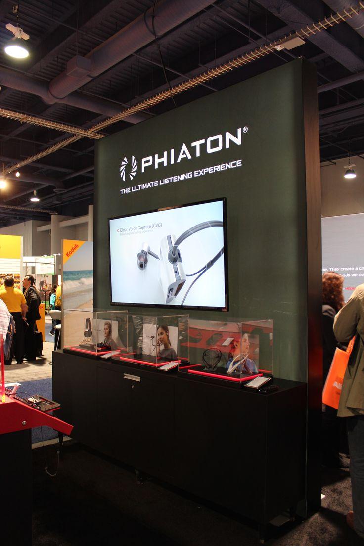 PHIATON #CES New Products Headphones / Earphones