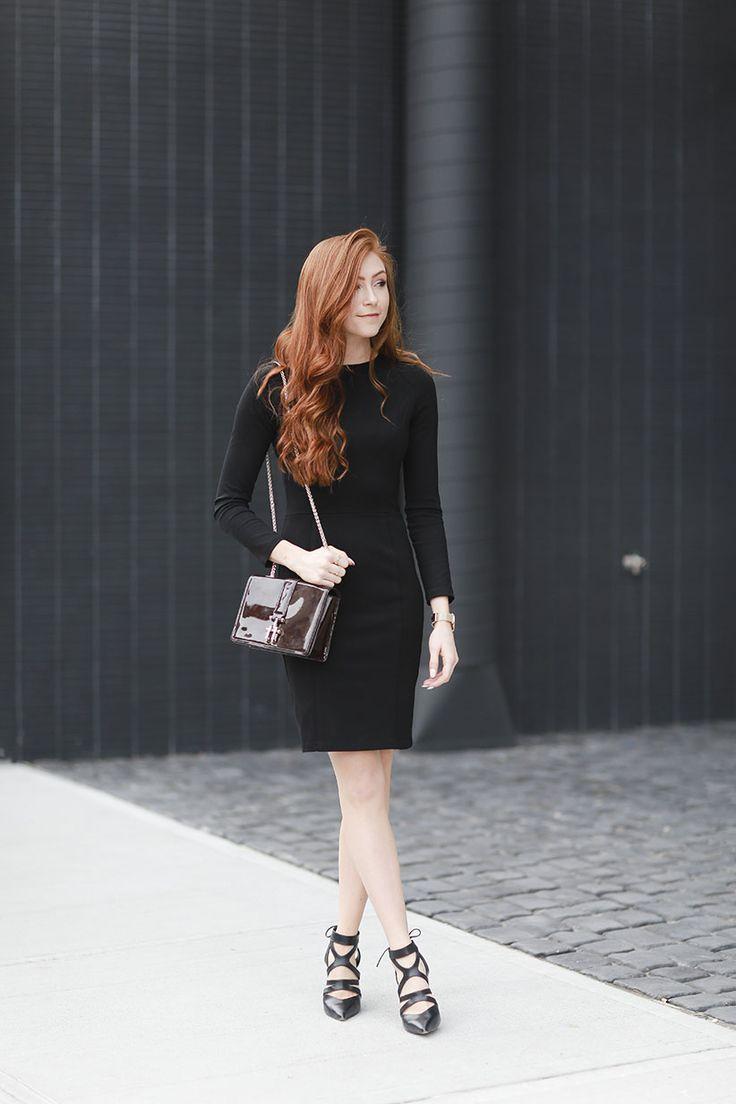 Bar 3 black dress vintage