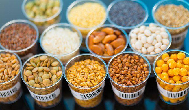 Luštěniny a bez nadýmání - Dieta