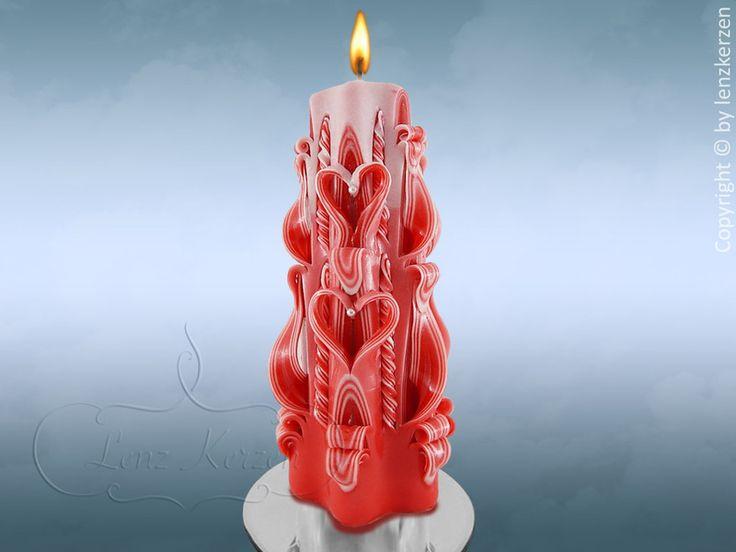Weihnachtsgeschenk von Lenz  Kerzen auf DaWanda.com