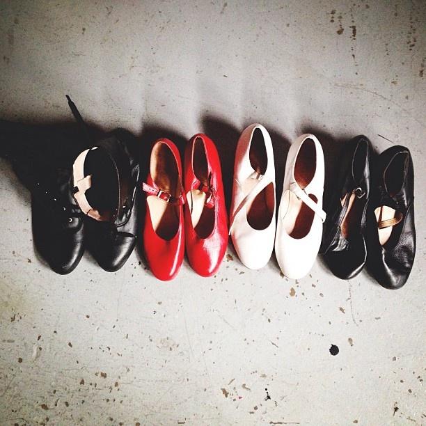 Bailar bailar bailar...