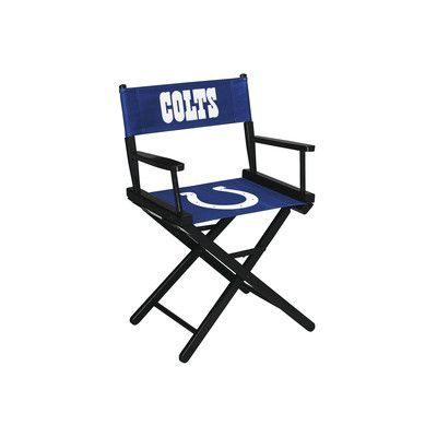 Imperial NFL Table Height Director Chair NFL Team: Indianapolis Colts