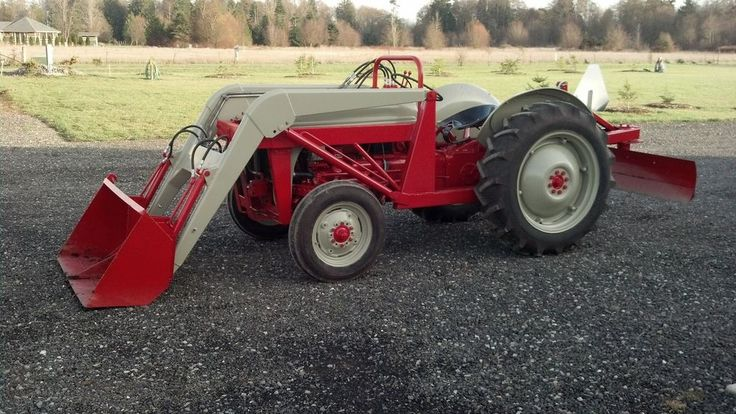 1952 Ford 8N Tractor #Ford