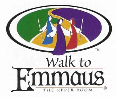 Walk To Emmaus logo (15 Talks along the Walk to Emmaus)