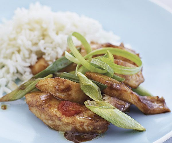 tilapia with scallions and black bean sauce recipe