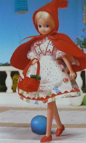 Chabel Caperucita Roja ^_^