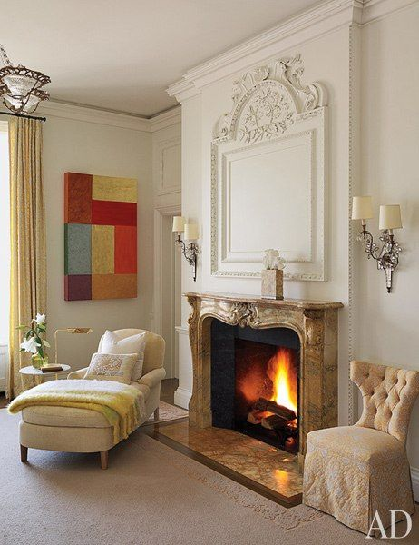 A manhattan apartment makeover by peter shelton and lee f mindel interiors inspiration