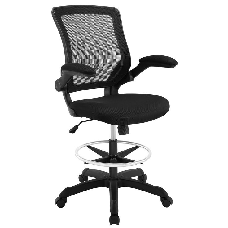 Veer Drafting Chair with Footring