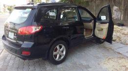 Naija Used 2008 Hyundai Santa Fe