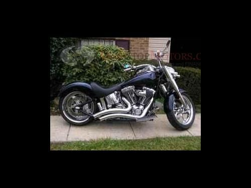 Custom Harley Fatboy for Sale 2015