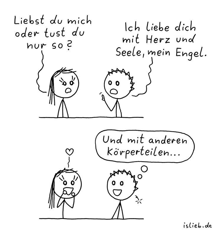 Liebst du mich? | # Liebe #herz #valentday #islieb   – Is lieb?