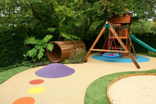 Spielgerate Im Garten Tolle Vorschlage Archzine Net Hinterhof Spielplatz Landschaftsbau Fur Kleinen Hinterhof Kleinen Hinterhofen