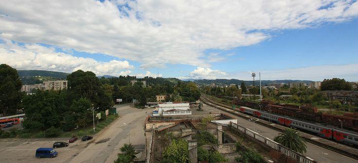 Абхазия. Часть 6. Сухум. Путешествие в сердце Абхазии - Народ, забывший своё прошлое, не имеет будущего