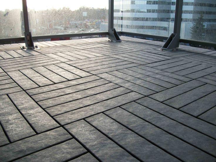 Pin By Outdoor Floors On Outdoor Flooring Balcony